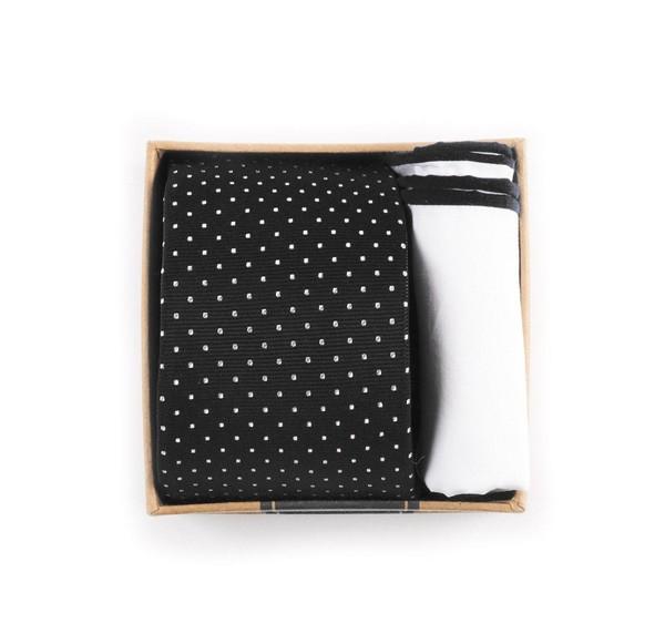 Black Tie Box Gift Set