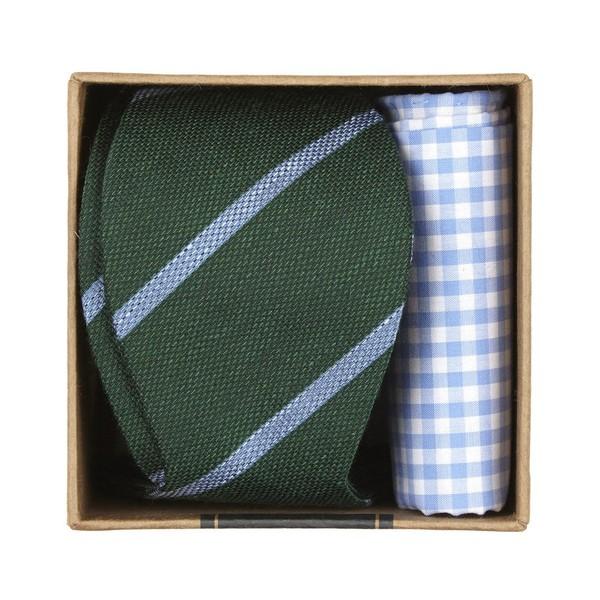 Hunter Green Gift Set