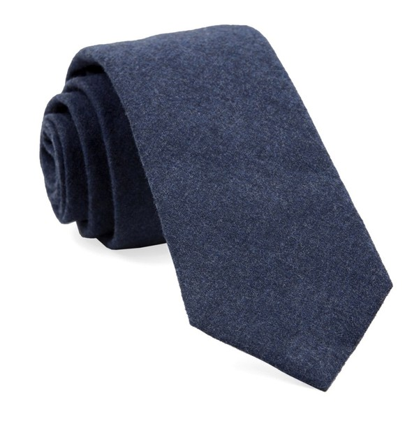 Foundry Solid Navy Tie