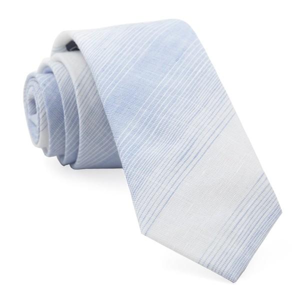 Locale Stripe Blue Tie