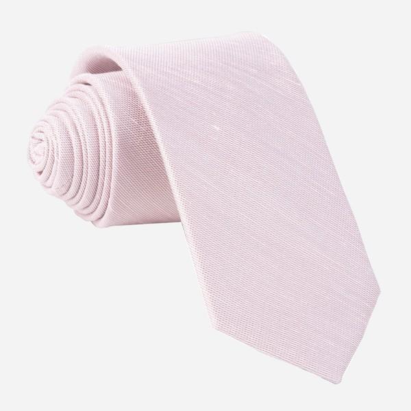Sand Wash Solid Mauve Stone Tie