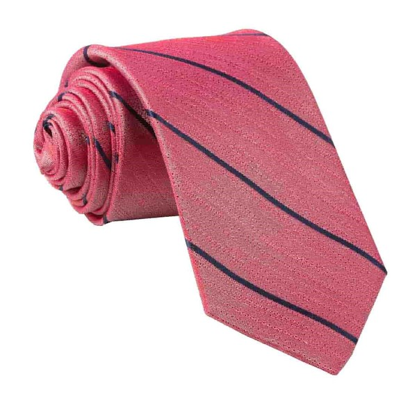 Summer Rays Raspberry Tie