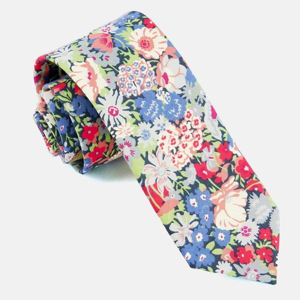 Liberty Thorpe Navy Tie