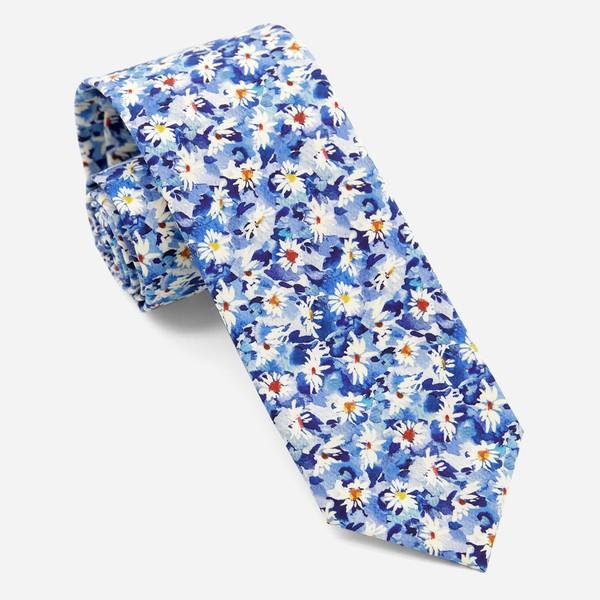 Liberty Simone's Song Blue Tie