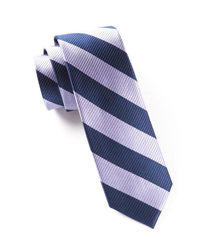 Classic Twill Lavender Tie