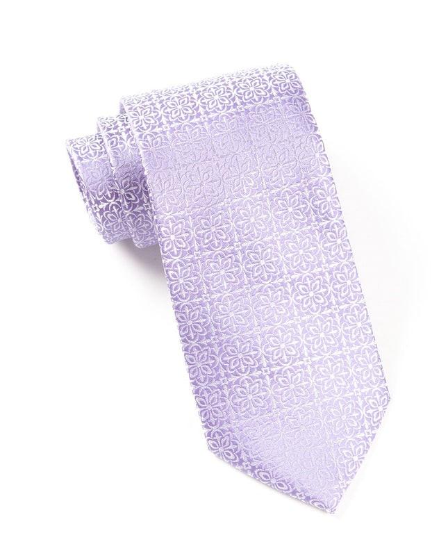 Opulent Lilac Tie