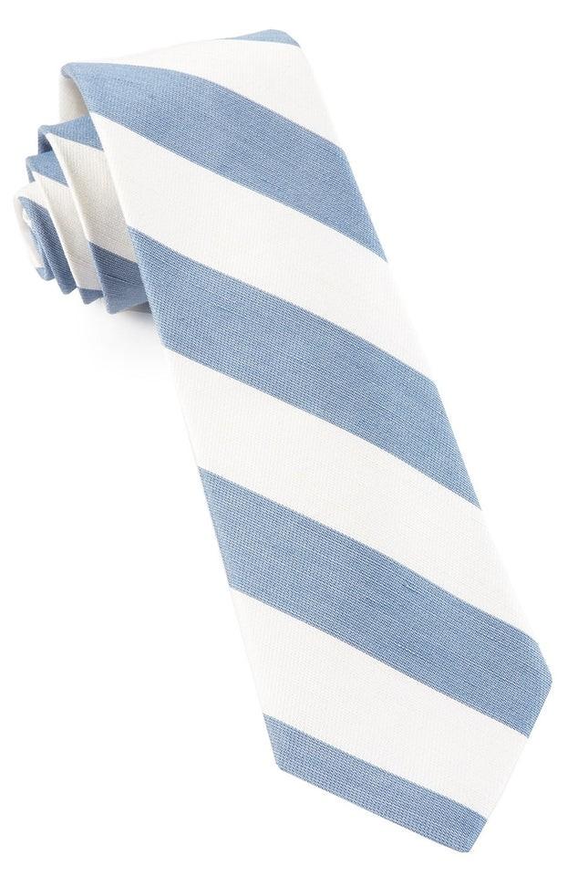 Rsvp Stripe White Tie