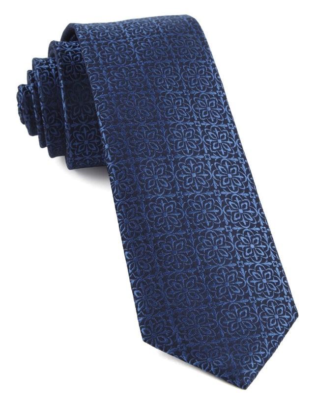 Opulent Classic Blue Tie