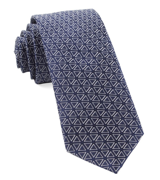 Triad Navy Tie