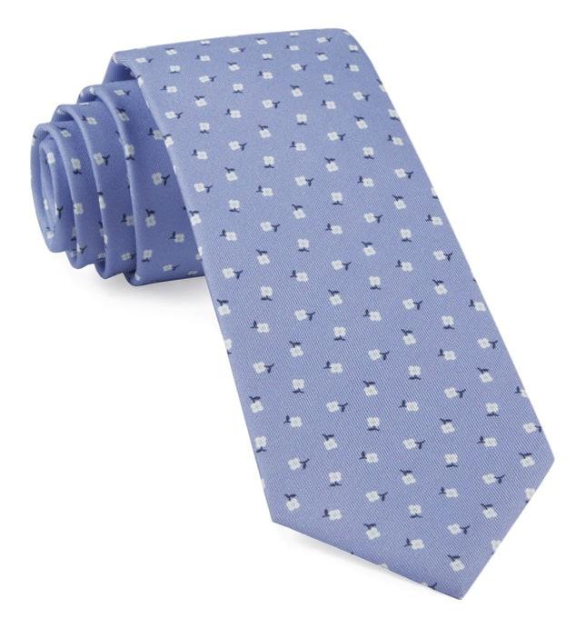 Wonder Floral Lilac Tie