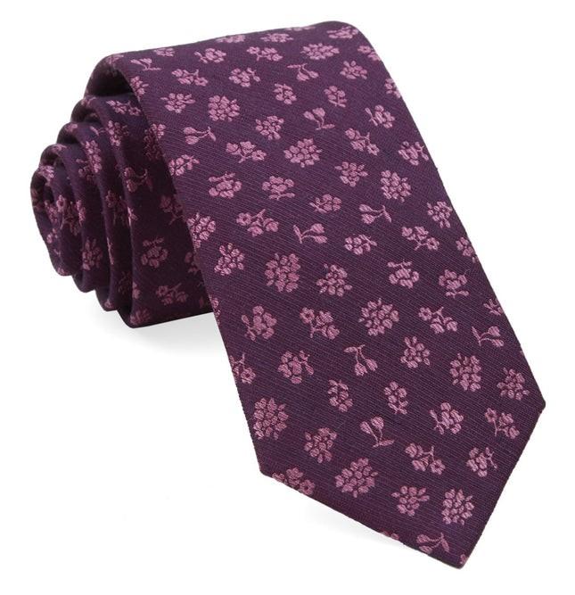 Fruta Floral Wine Tie