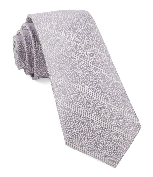 Wedded Lace Lavender Tie