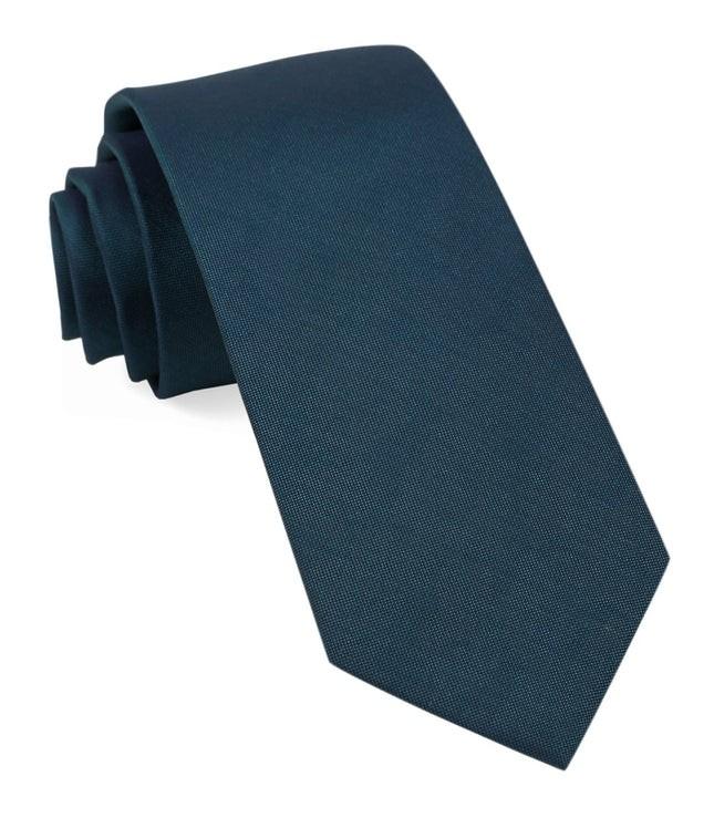 Refinado Floral Teal Tie