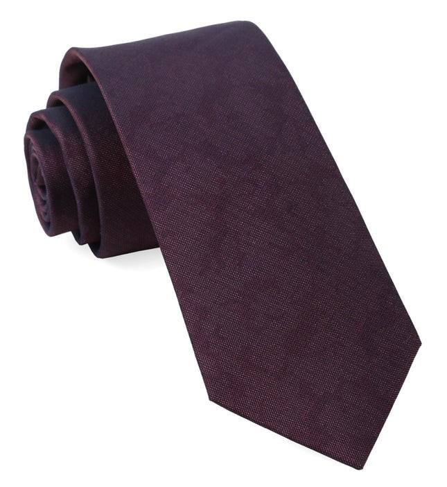 Refinado Floral Wine Tie
