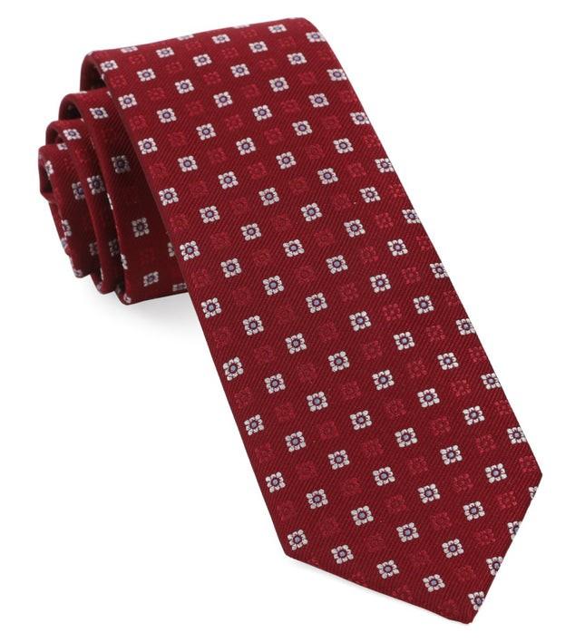 West Ridge Geos Red Tie