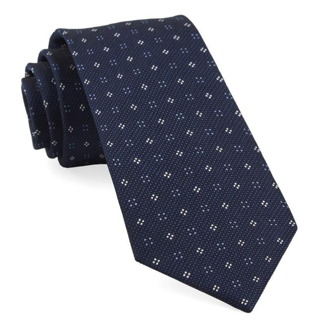 Bond Geos Navy Tie