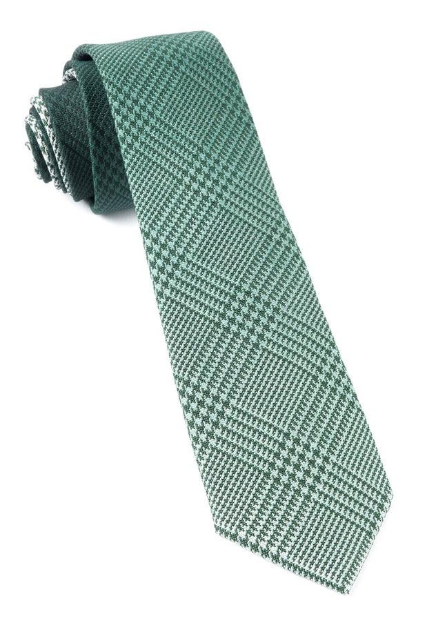 Ombre Reflex Hunter Green Tie