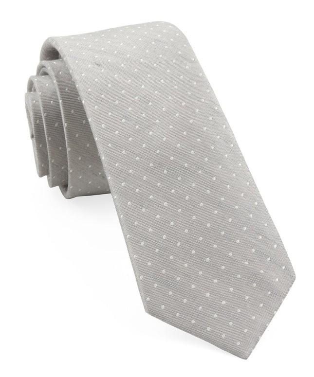 Bhldn Destination Dots Grey Tie