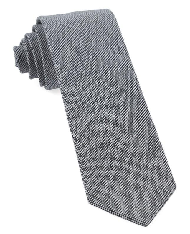 Infinite Checks Black Tie