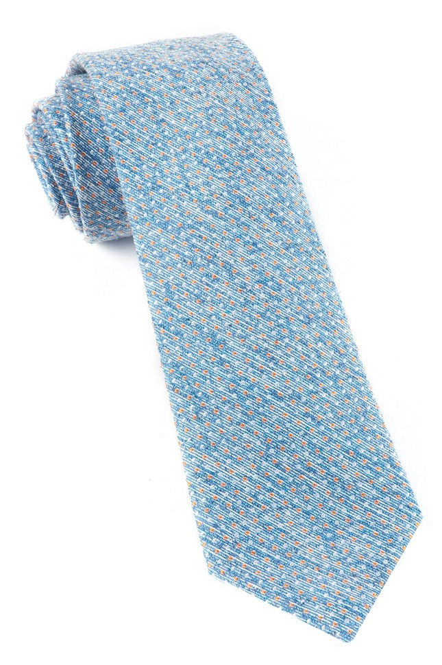 Nirvana Light Serene Blue Tie