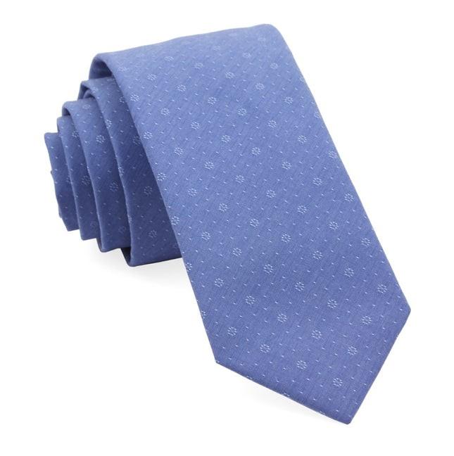 District Medallion Classic Blue Tie