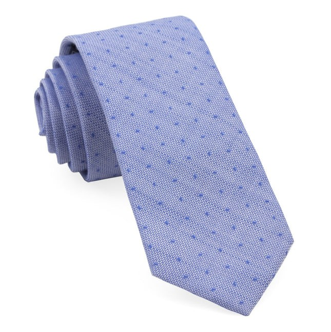 Point Breeze Geo Blue Tie