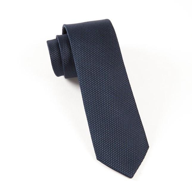 Grenafaux Midnight Navy Tie