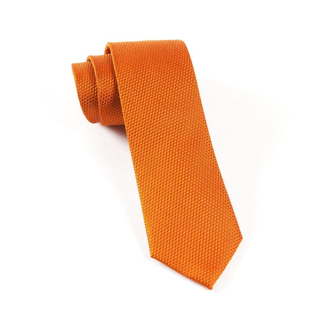 Grenafaux Burnt Orange Tie