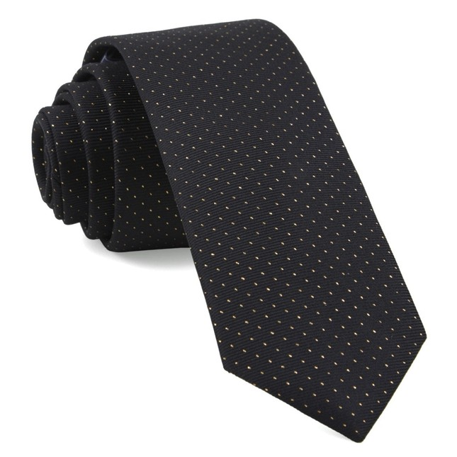 Flicker Classic Black Tie