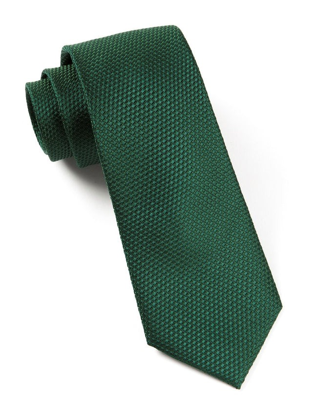 Grenafaux Hunter Green Tie