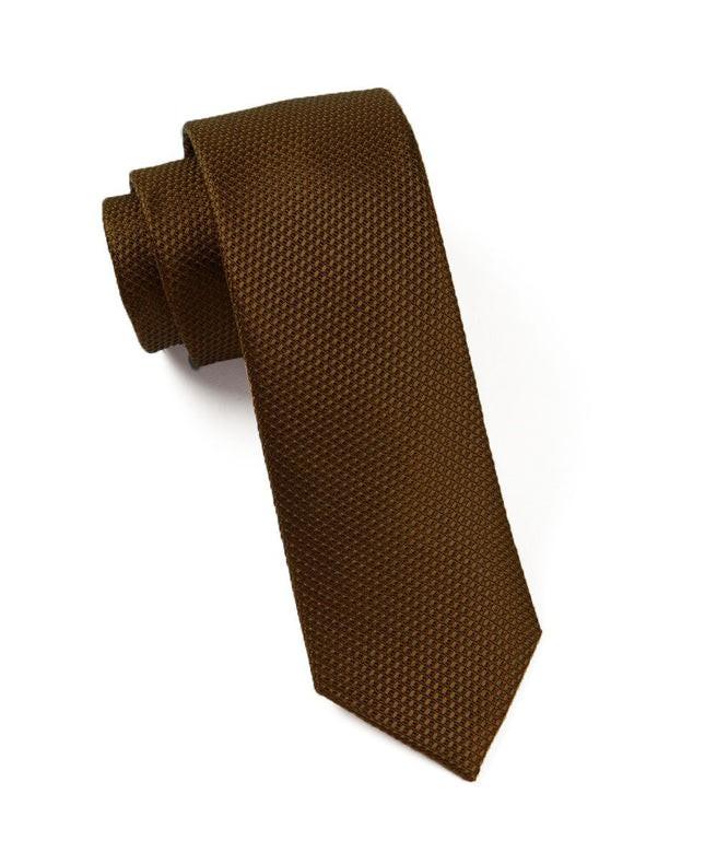 Grenafaux Chocolate Tie