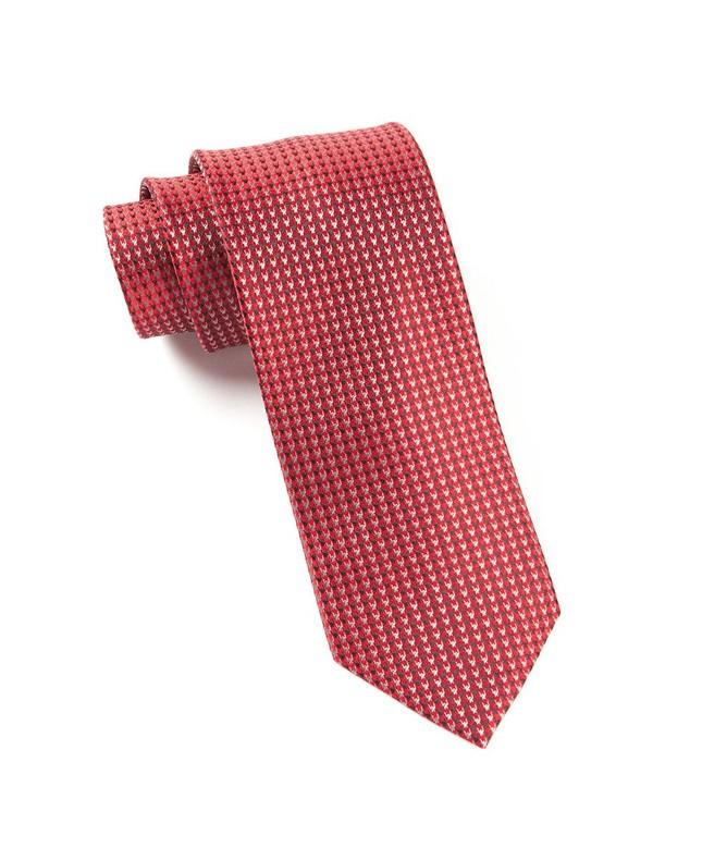 Chiclet Reds Tie
