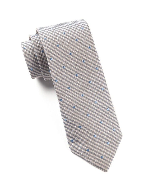 French Kiss Champagne Tie