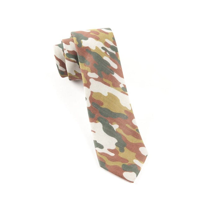 Foxhound Camo By Dwyane Wade Nature Tie