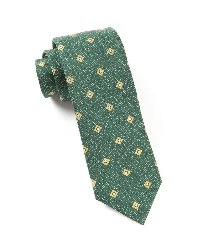 Speckled Geo Hunter Tie