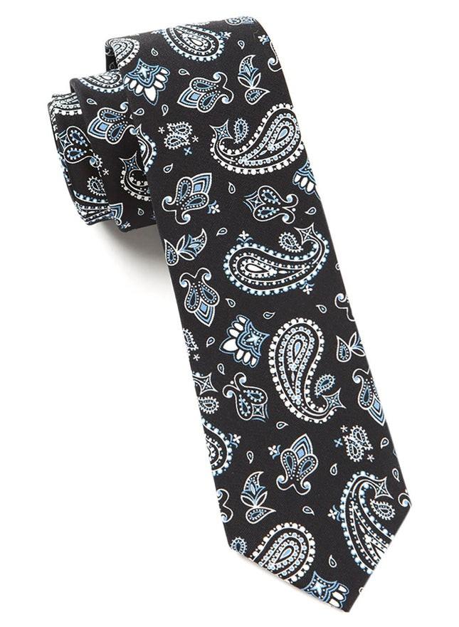 Bandana Jubilee Black Tie