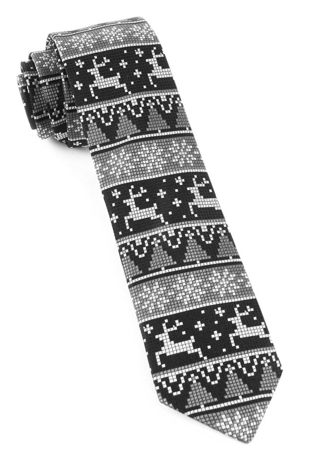 Holiday Gamer Black Tie