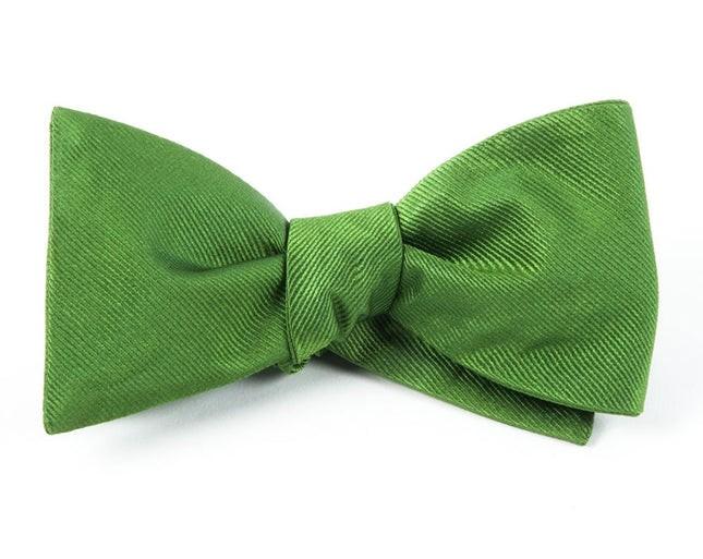 Grosgrain Solid Treetop Bow Tie