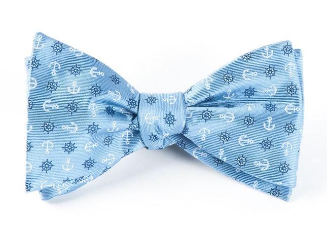 Offshore Light Blue Bow Tie