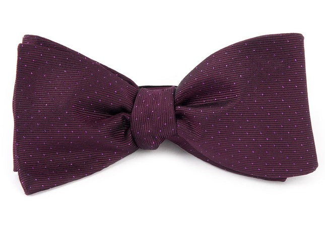 Flicker Deep Azalea Bow Tie