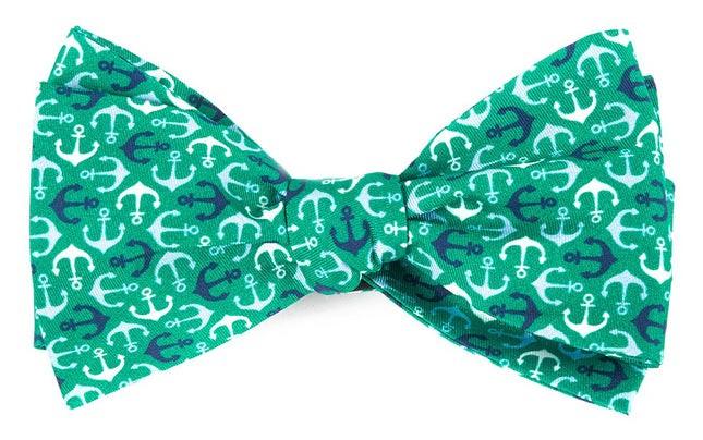 Voyage Emerald Green Bow Tie