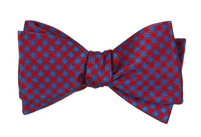 Commix Checks Red Bow Tie