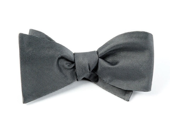 Citizen Solid By Dwyane Wade Charcoal Bow Tie