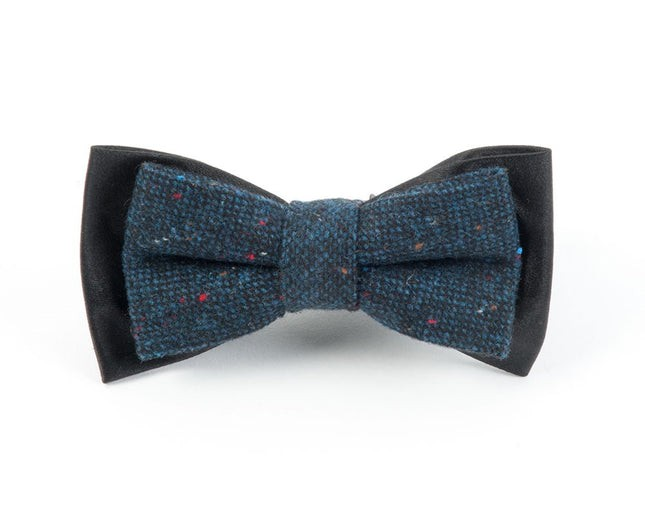 Holiday Donegal By Dwyane Wade Blue Bow Tie