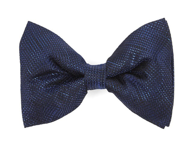 Blue Christmas By Dwyane Wade Royal Blue Bow Tie