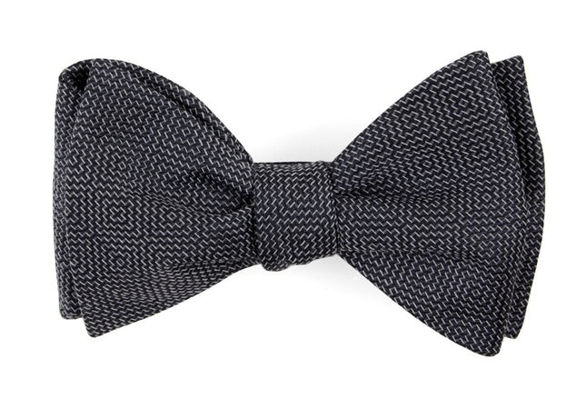 Endless Year By Dwyane Wade Grey Bow Tie