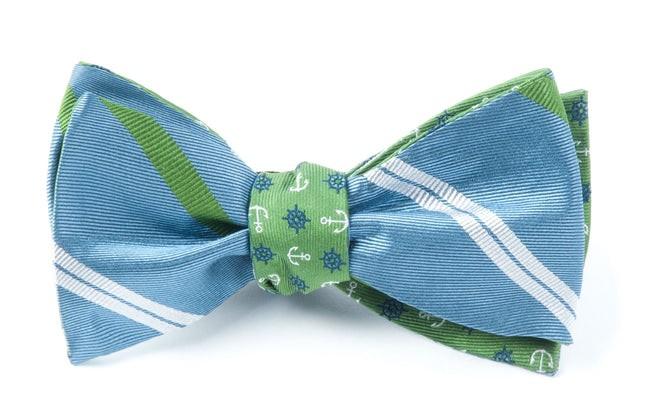 Carson Offshore Blue Bow Tie