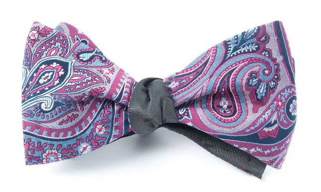 Empire Industry Pinks Bow Tie