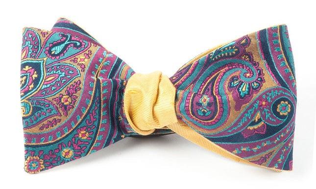 Empire Industry Fuchsia Bow Tie