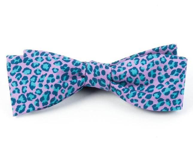 The Tia Sofia Orchid Bow Tie